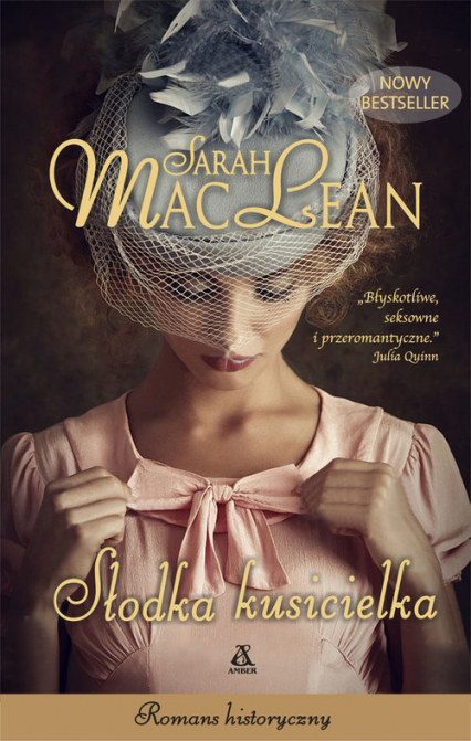 Słodka kusicielka - Sarah Maclean | okładka