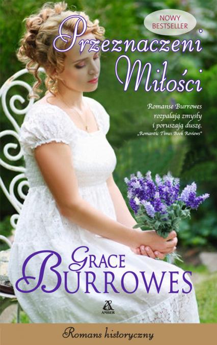 Przeznaczeni miłości - Grace Burrowes | okładka