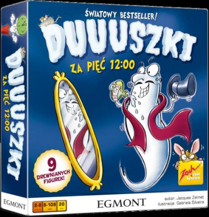 Duuuszki Za pięć 12.00 -  | okładka