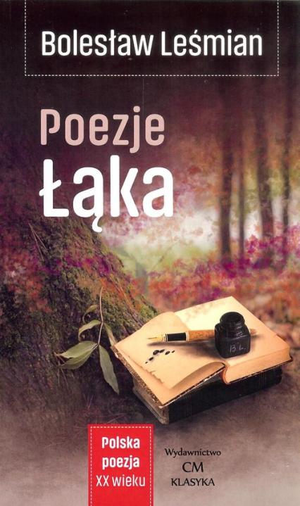Poezje Łąka - Bolesław Leśmian | okładka