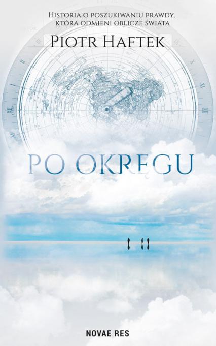 Po okręgu - Piotr Haftek | okładka