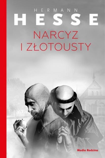 Narcyz i Złotousty - Hermann Hesse | okładka