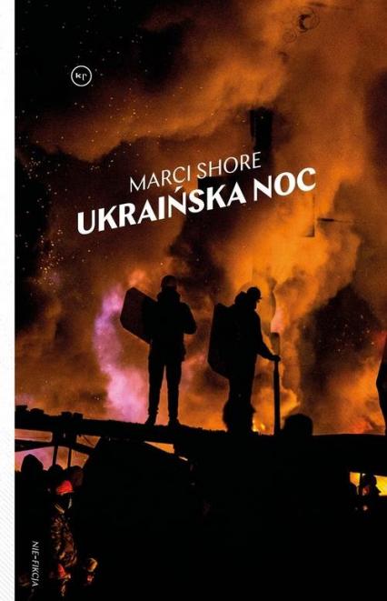 Ukraińska noc - Marci Shore | okładka