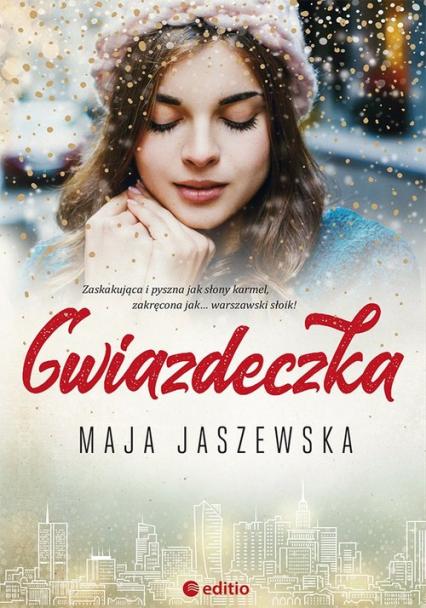 Gwiazdeczka - Maja Jaszewska | okładka
