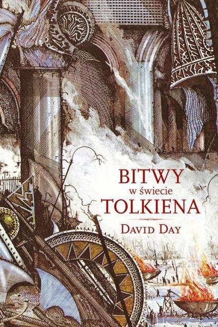 Bitwy w świecie Tolkiena - David Day | okładka