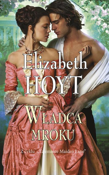 Władca mroku - Elizabeth Hoyt | okładka