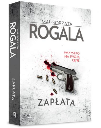 Zapłata - Małgorzata Rogala | okładka