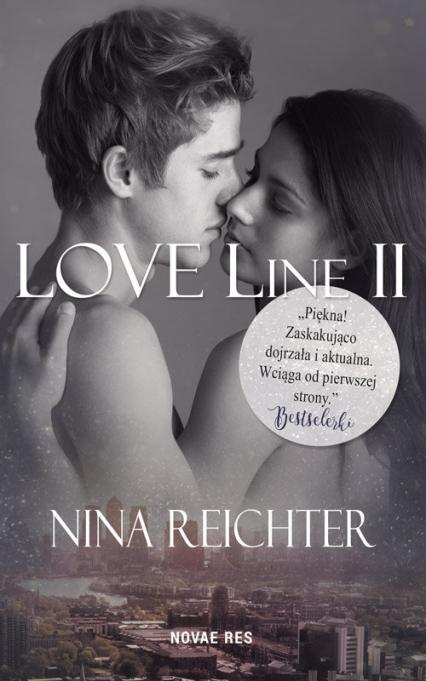 Love Line II - Nina Reichter | okładka