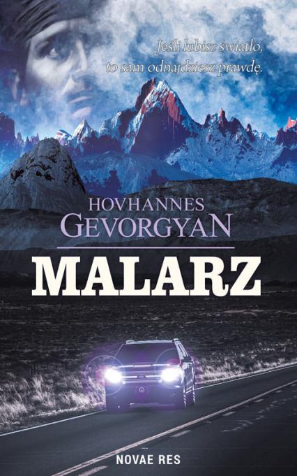 Malarz - Hovhannes Gevorgyan | okładka
