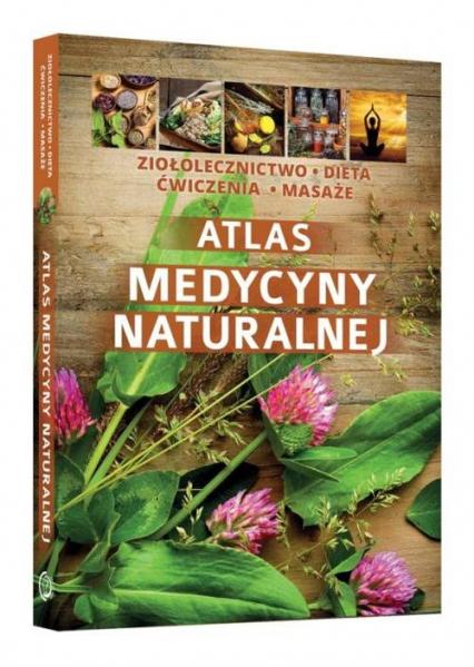 Atlas medycyny naturalnej -  | okładka