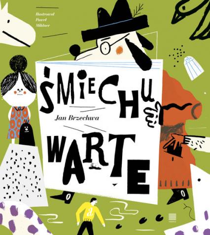 Śmiechu warte - Jan Brzechwa | okładka
