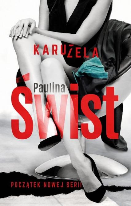 Karuzela - Paulina Świst | okładka