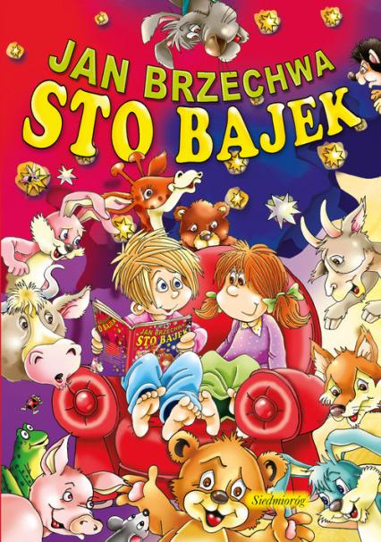 Sto bajek - Jan Brzechwa | okładka
