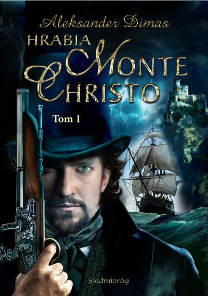 Hrabia Monte Christo - Aleksander Dumas | okładka