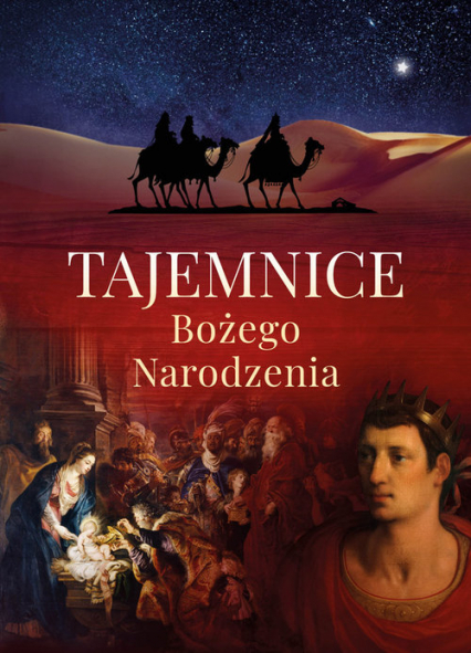 Tajemnice Bożego Narodzenia - Borek Wacław Stefan | okładka