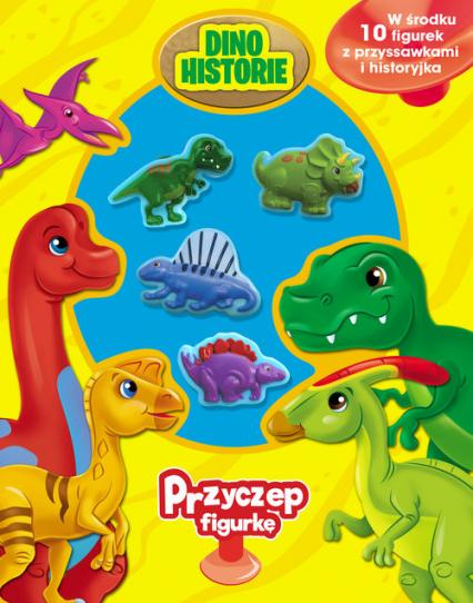 Przyczep figurkę Dinozaury -  | okładka