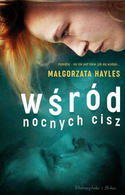 Wśród nocnych cisz - Małgorzata Hayles | okładka