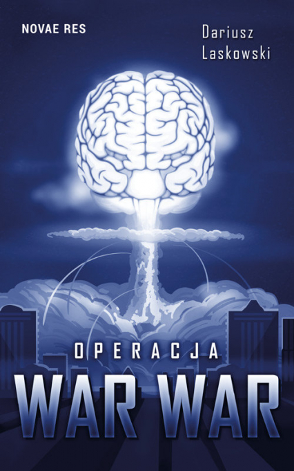 Operacja WAR WAR - Dariusz Laskowski   okładka