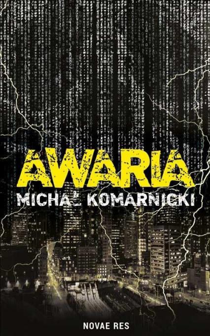 Awaria - Michał Komarnicki   okładka