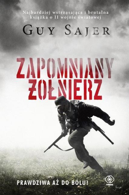 Zapomniany żołnierz - Guy Sajer | okładka