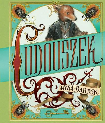 Cudouszek - Mira Bartok | okładka