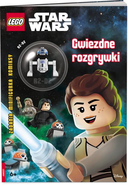 Lego Star Wars Gwiezdne rozgrywki LNCG-304 -    okładka