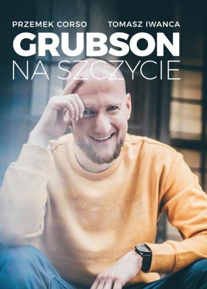 GrubSon. Na szczycie - Iwanca Tomasz, Corso Przemek | okładka