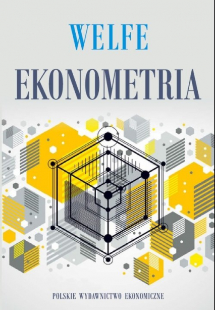 Ekonometria - Aleksander Welfe | okładka