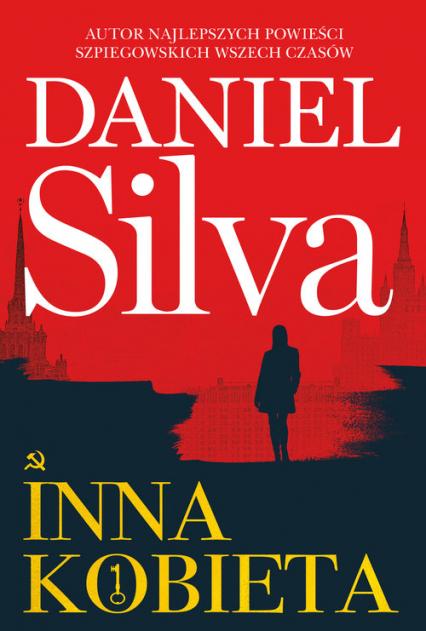 Inna kobieta - Daniel Silva | okładka