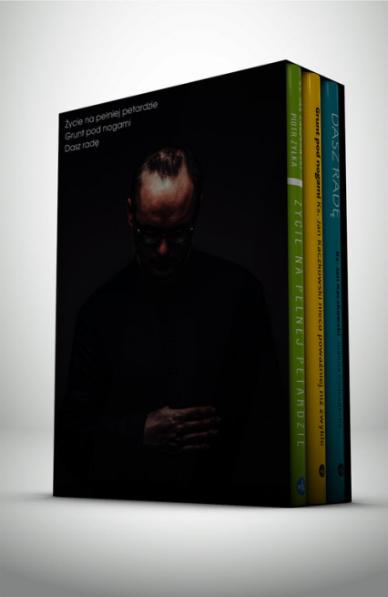 Bestsellery ks. Jana Kaczkowskiego komplet - Kaczkowski Jan, Podsadecka Joanna, Żyłka Piot | okładka
