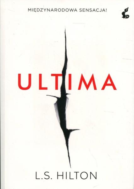 Ultima - L.S. Hilton | okładka