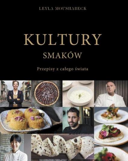 Kultury smaków Przepisy z całego świata -  | okładka