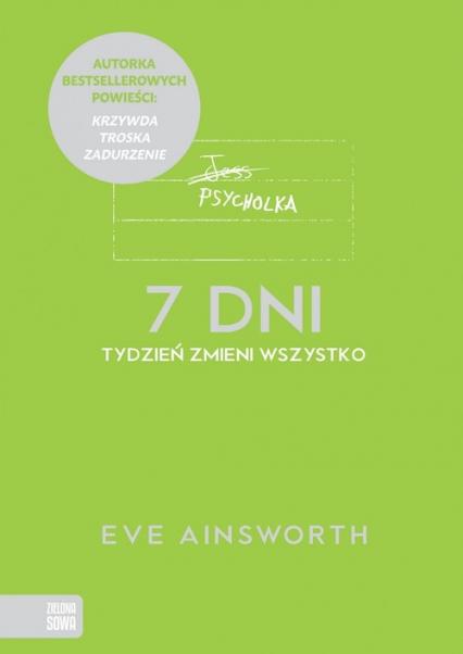 7 dni - Ainsworth  Eve | okładka