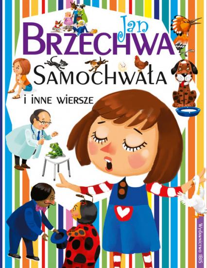 Samochwała i inne wiersze - Jan Brzechwa   okładka
