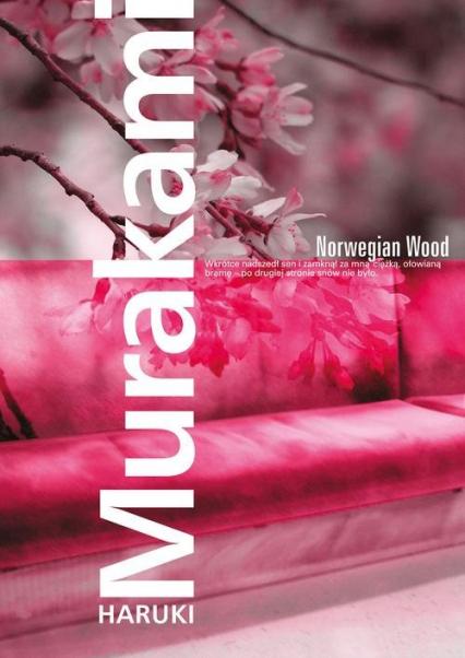 Norwegian Wood - Haruki Murakami | okładka