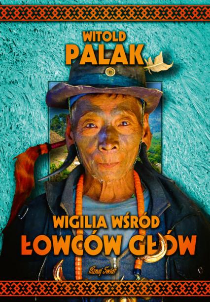 Wigilia wśród łowców głów - Witold Palak | okładka