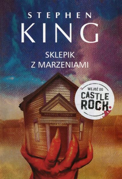 Sklepik z marzeniami - Stephen King | okładka