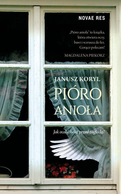 Pióro anioła - Janusz Koryl | okładka