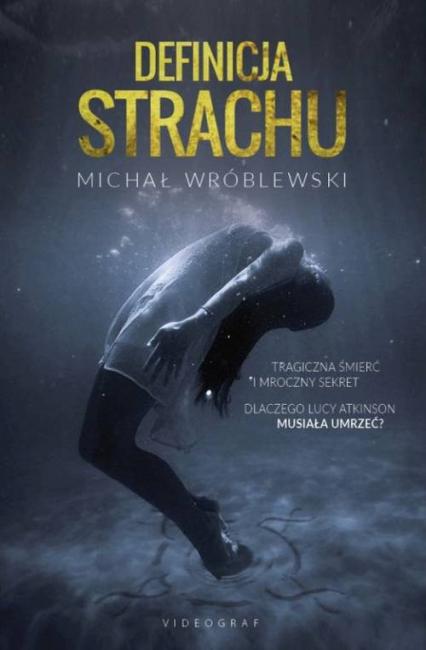 Definicja strachu - Michał Wróblewski | okładka