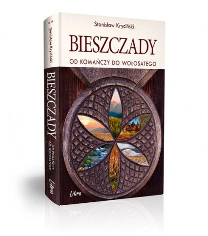 Bieszczady Od Komańczy do Wołosatego - Stanisław Kryciński | okładka