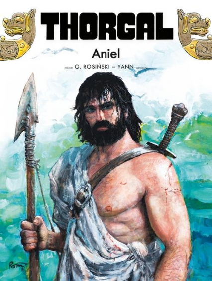Thorgal Aniel - Le Pennetier Yann   okładka