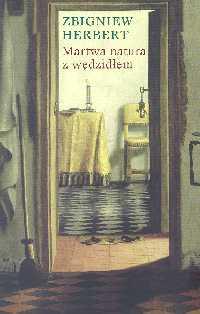 Martwa natura z wędzidłem - Zbigniew Herbert | okładka