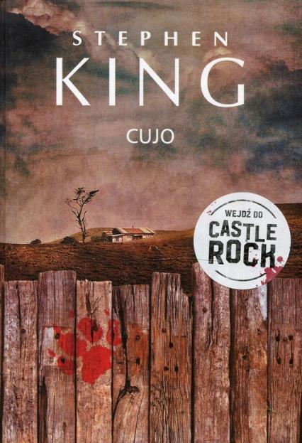 Cujo - Stephen King | okładka