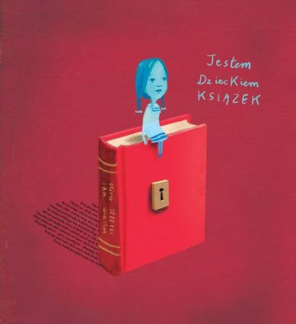 Jestem dzieckiem książek - Jeffers O., Winston S.   okładka