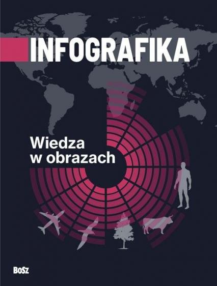 Infografika Wiedza w obrazach -  | okładka