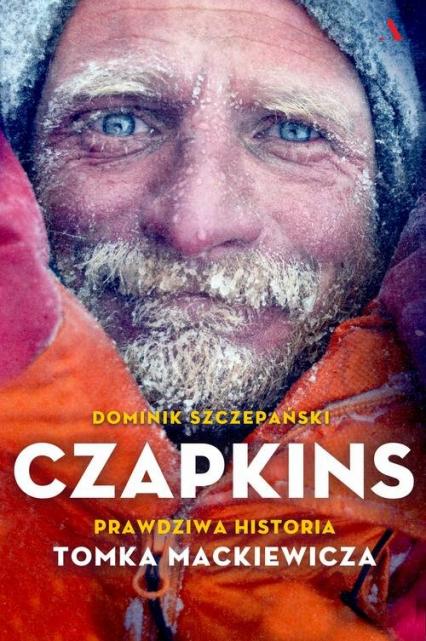 Czapkins. Historia Tomka Mackiewicza - Dominik Szczepański | okładka
