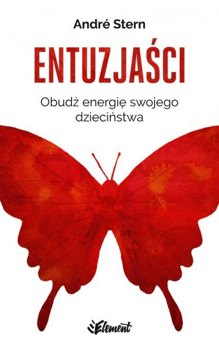 Entuzjaści Obudź energię swojego dzieciństwa - André Stern | okładka