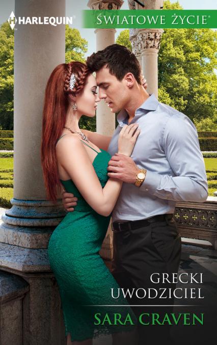 Grecki uwodziciel - Sara Craven | okładka