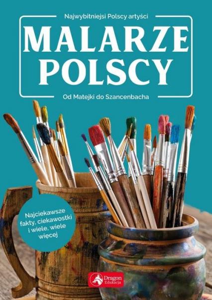 Malarze polscy - Angelika Ogrocka | okładka