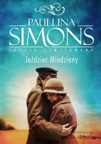 Jeździec miedziany - Paullina Simons   okładka